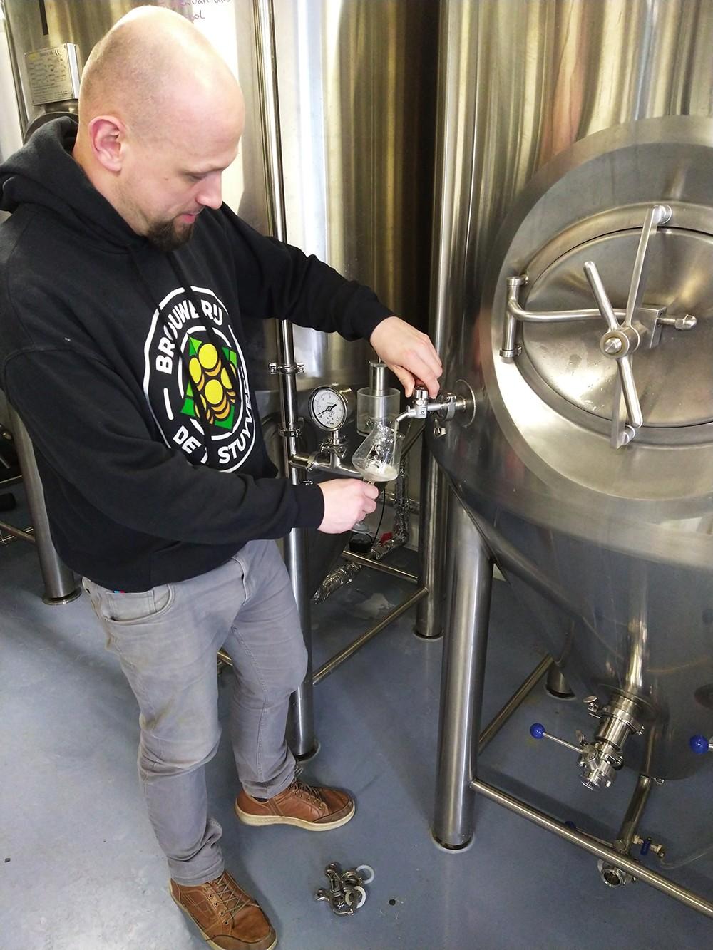 bierproeven de 12 Stuyvers