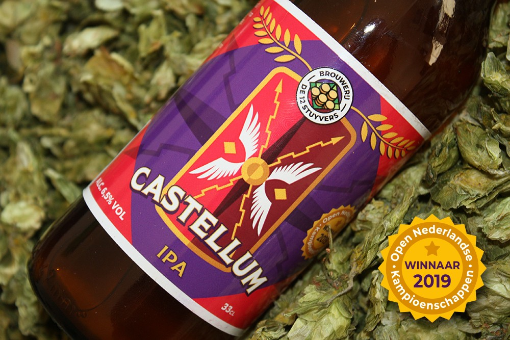 Indian Pale Ale Castellum, winnaar ONK 2019
